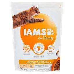 For Vitality Hairball Karma dla dorosłych i starszych kotów ze świeżym kurczakiem