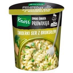 Smaki Świata Prowansja Świderki ser z brokułem