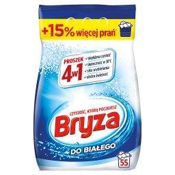 4w1 Proszek do prania do białego  (55 prań)