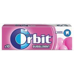 Bubblemint Guma do żucia bez cukru  (10 drażetek)