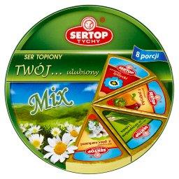Tychy Twój... ulubiony Mix Ser topiony 140 g (8 x  )