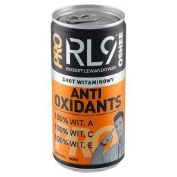 RL9 Pro Shot witaminowy Suplement diety napój niegaz...