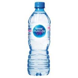 Pure Life Woda źródlana niegazowana 0,5 l