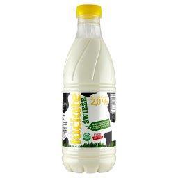 Łaciate Mleko świeże 2,0 % 1 l
