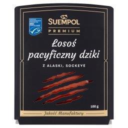 Premium Łosoś pacyficzny dziki 100 g