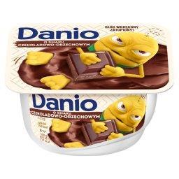 Serek homogenizowany o smaku czekoladowo-orzechowym