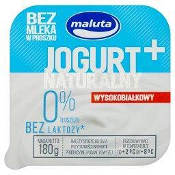 Jogurt naturalny wysokobiałkowy bez laktozy 0%