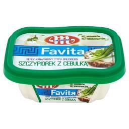 Favita Serek kanapkowy typu greckiego szczypiorek z ...