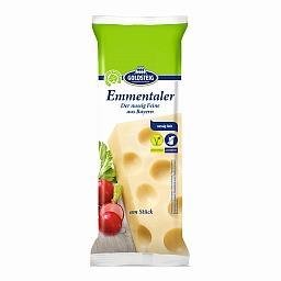 Ser paczkowany Emmentaler bawarski bez laktozy 250 g