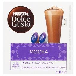 Dolce Gusto Mocha Kawa w kapsułkach 216 g (8 x 15 g ...