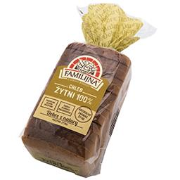 Chleb żytni 100% 490g