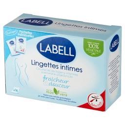 Chusteczki do higieny intymnej 16 sztuk