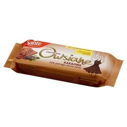 Ciasteczka owsiane kakaowe