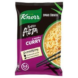 Nudle Azja Zupa-danie o smaku curry 70 g