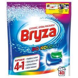 4w1 Kapsułki do prania do koloru 800 g (40 prań)
