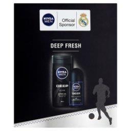 MEN Deep Fresh Zestaw kosmetyków