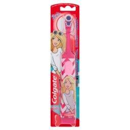 Barbie Szczoteczka do zębów na baterie bardzo miękka