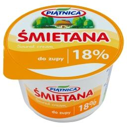 Śmietana do zupy 18%