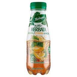 Na zimno Herbata zielona cytryna & mięta 300 ml