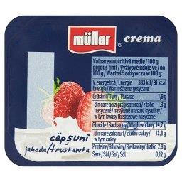Crema Jogurt truskawka
