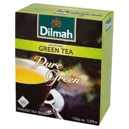 Pure Green Herbata zielona 150 g (100 torebek)