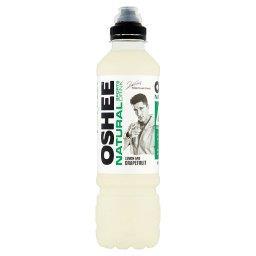 Natural Sports Drink Napój niegazowany cytryna-grejp...