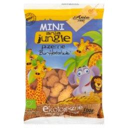 Mini ania jungle pszenne Bio herbatniki Ekologiczne ...