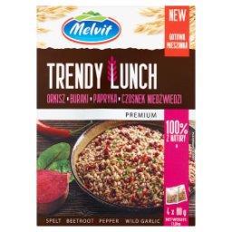 Premium Trendy Lunch okisz buraki papryka czosnek niedźwiedzi 320 g