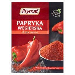 Papryka węgierska słodka mielona