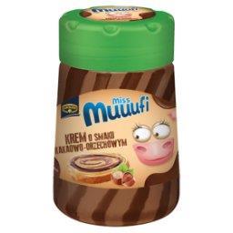 Miss Muuufi Krem o smaku kakaowo-orzechowym