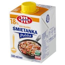 Śmietanka Polska kulinarna 18 %