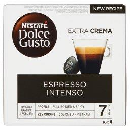 Dolce Gusto Espresso Intenso Kawa w kapsułkach 112 g...