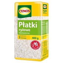 Płatki ryżowe błyskawiczne