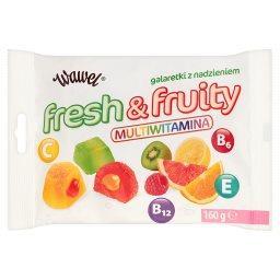Fresh & Fruity Multiwitamina Galaretki z nadzieniem