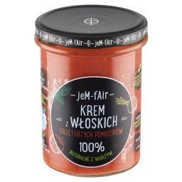 Jem Fair Krem z włoskich przetartych pomidorów
