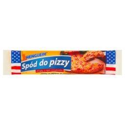 Spód do pizzy okrągły w stylu amerykańskim