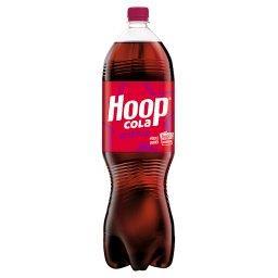 Napój gazowany cola wiśnia 2 l