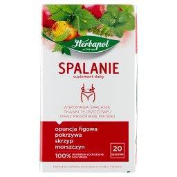 Spalanie Suplement diety herbatka ziołowo-owocowa 40...