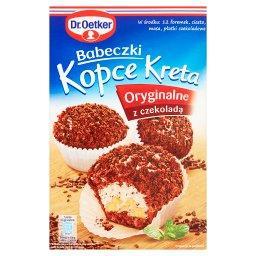 Babeczki Kopce Kreta oryginalne z czekoladą