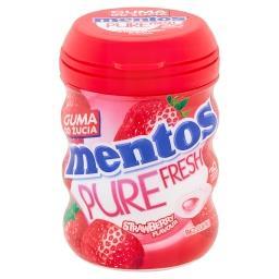 Pure Fresh Strawberry Guma do żucia bez cukru  (30 s...