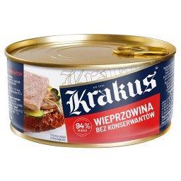 Konserwa wieprzowina bez konserwantów 300 g
