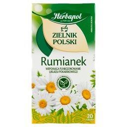 Zielnik Polski Herbatka ziołowa rumianek 30 g (20 x ...