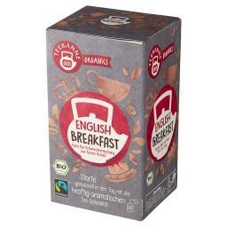 Organics English Breakfast Organiczna mieszanka herb...