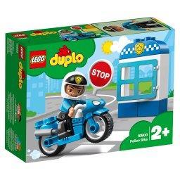 Duplo Town Motocykl policyjny 10900