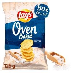 Oven Baked Pieczone formowane chipsy ziemniaczane so...