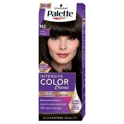 Intensive Color Creme Farba do włosów ciemny brąz N2 (3-0)