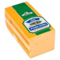 Podlaski ser typu holenderskiego