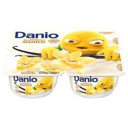 Danio Serek homogenizowany o smaku waniliowym 560 g