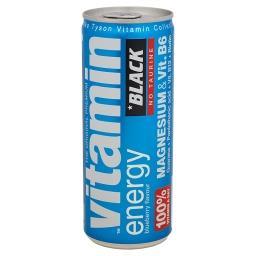 Vitamin Energy Magnesium & Vit. B6 Gazowany napój energetyzujący