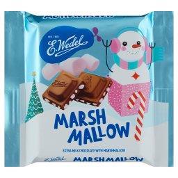Czekolada mleczna z piankami marshmallow